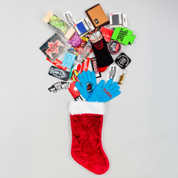 Skate Pharm Christmas Stocking