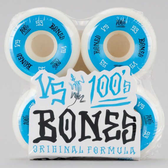 Bones Wheels 100s OG Formula 53mm V5 #1