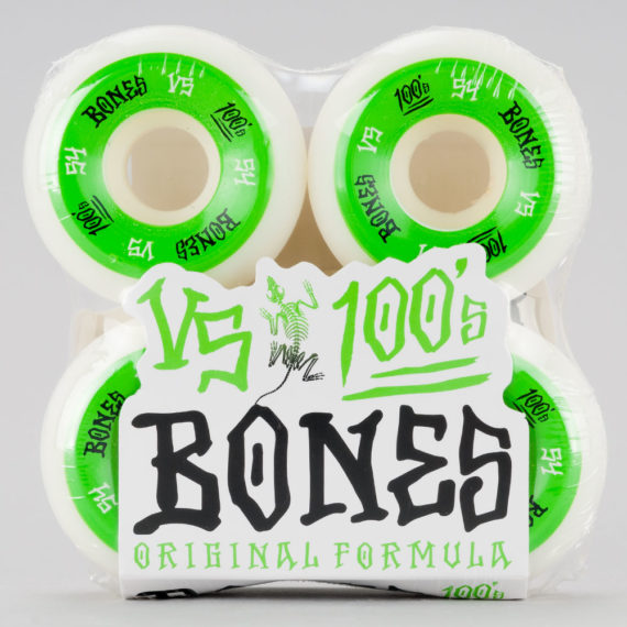 Bones Wheels 100s OG Formula 54mm V5 #1