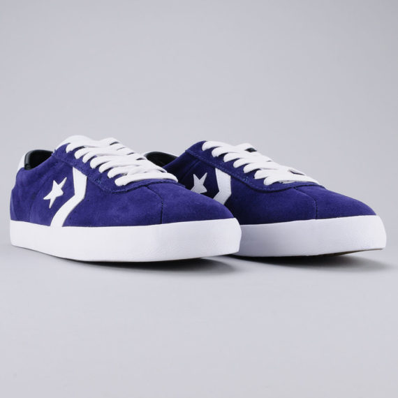 Converse Breakpoint Pro OX Shoes Midnight Indigo White