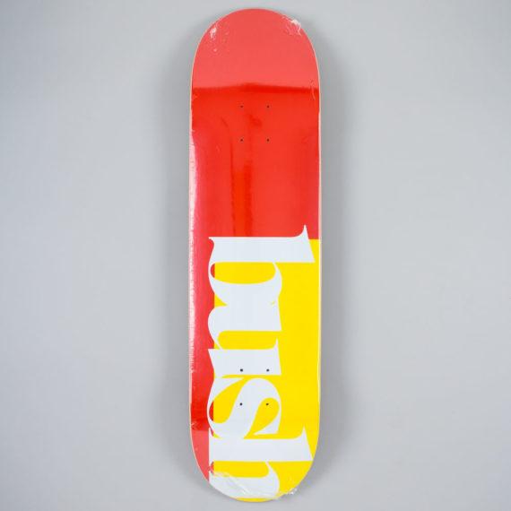 "Fabric Skateboards 1734 James Bush Pro Deck 8.25"""