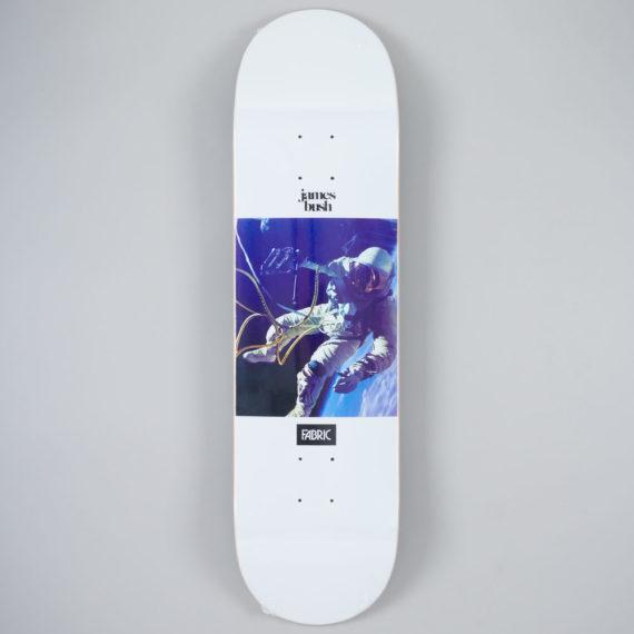 Fabric Skateboards James Bush Deep Space Pro Deck Bottom
