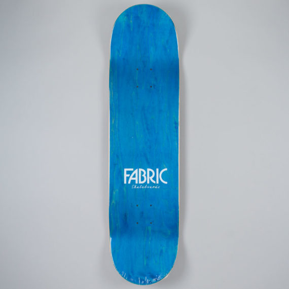 Fabric Skateboards James Bush Deep Space Pro Deck Top