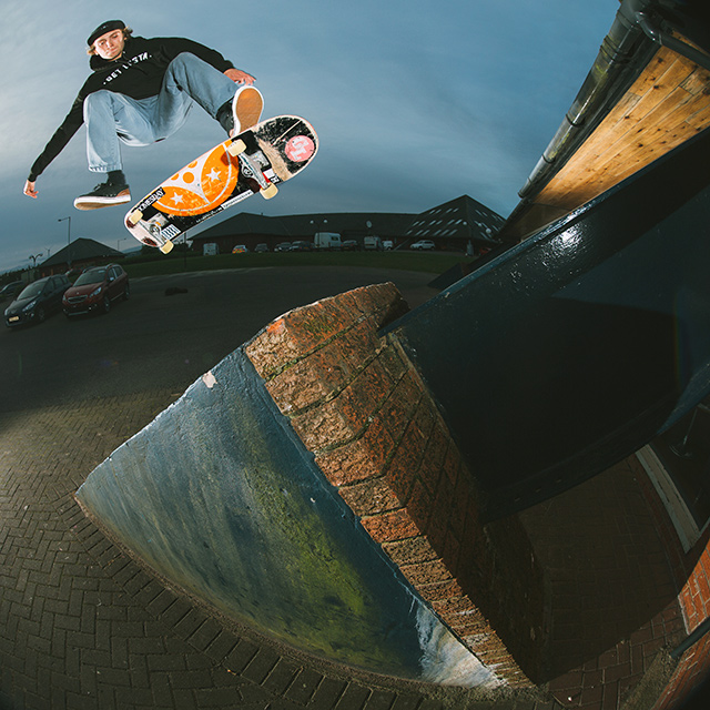 James Bush-Nollie Heel-Whitehaven