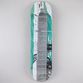 "Polar Skateboards TBS O-Rama Deck 8.5"""
