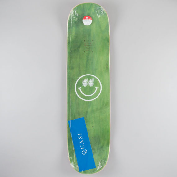 Quasi Skateboards Bug Two Deck 8.25″