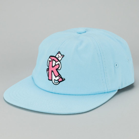 Rip'N'Dip Hugger 6 Panel Twill Hat Blue