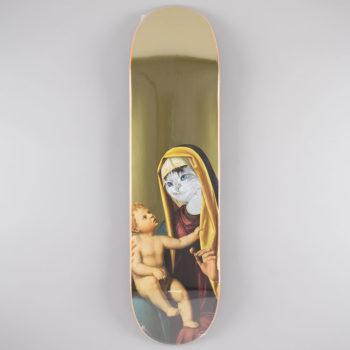 "Rip N Dip Madonna Deck 8.5"" Gold"
