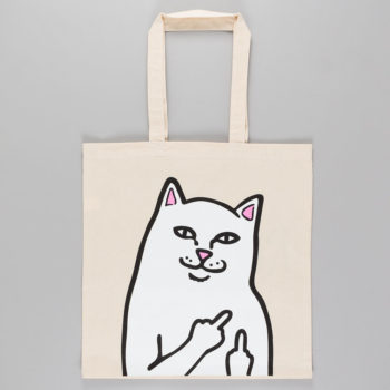 Rip'N'Dip Lord Nermal Tote Bag