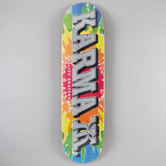Karma Skateboards Kizla Tie Dye Deck 8.25″
