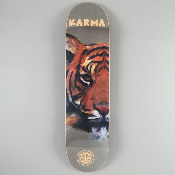 """Karma Skateboards Skate For The Planet Tiger Deck 8.0"""""""