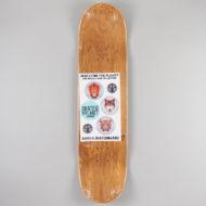 Karma Skateboards Skate For The Planet Tiger Deck 8.0″