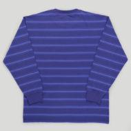 Polar Skateboards 91 Long Sleeve T-Shirt Violet