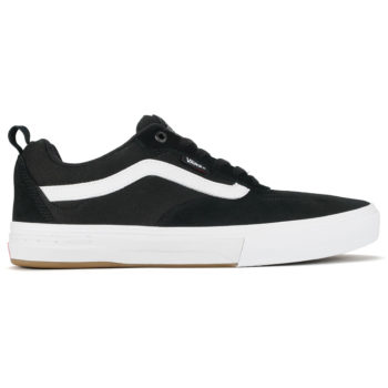 Vans Kyle Walker Pro Shoes Black White