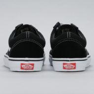 Vans Old Skool Shoes Black White