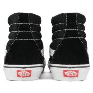 Vans Sk8-Hi Shoes Black White