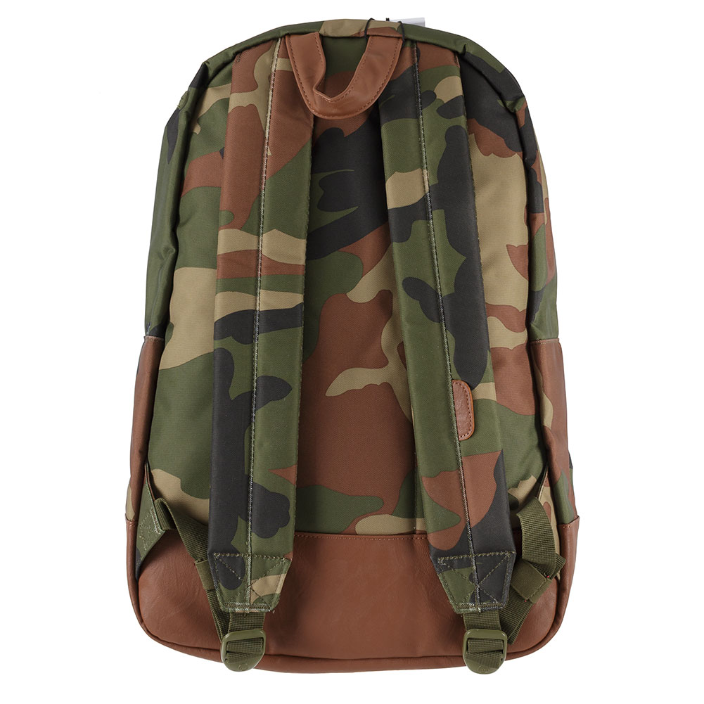 d607ae940a Buy the Herschel Heritage Backpack Woodland Camo from Skate Pharm ...
