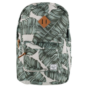 Herschel Heritage Backpack Silver Birch Palm Tan