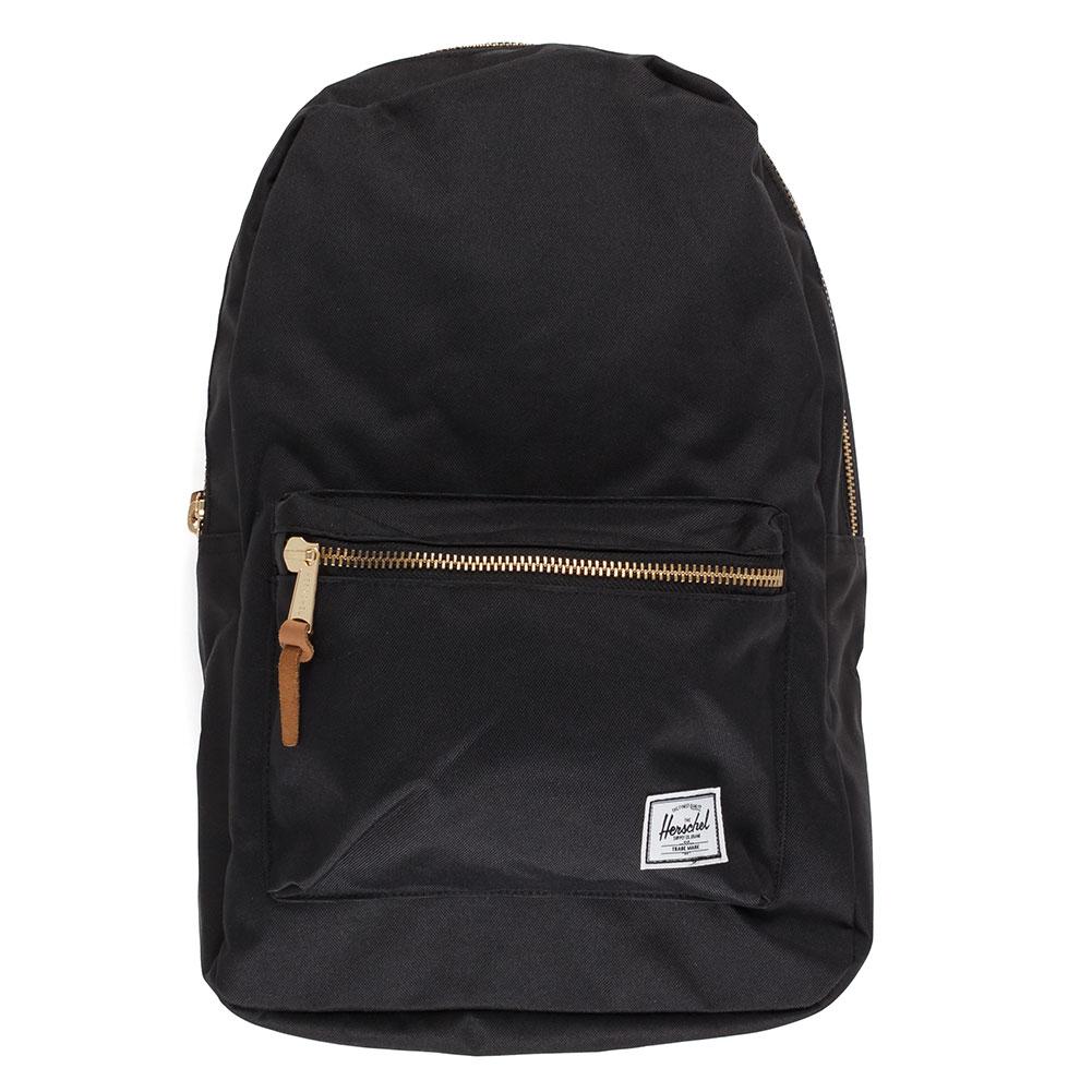 Buy Herschel Settlement Backpack Black Skate