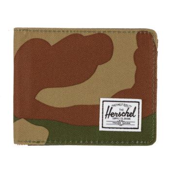 Herschel Roy Wallet Woodland Camo