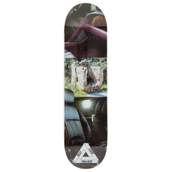 """Palace Olly Todd Interiors Pro Deck 8.0"""""""