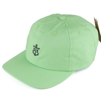 Dark Seas Clothing Leech Hat Lime