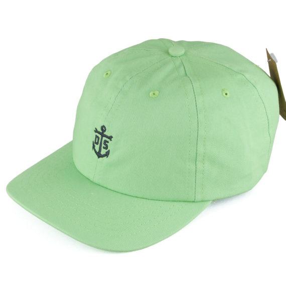 Dark Seas Clothing Leech Hat Lime