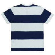 Dark Seas Clothing Lurline Knit T-Shirt White Navy