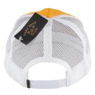 Dark Seas Shanghai'd Trucker Hat Gold White