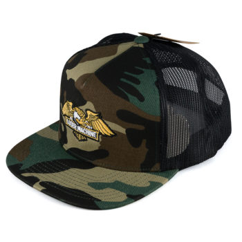 Loser Machine Wings Trucker Cap Camo