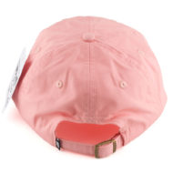 Obey Eighty Nine 6 Panel Hat Coral
