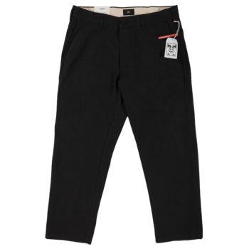 Obey Clothing Straggler Carpenter Pants Black