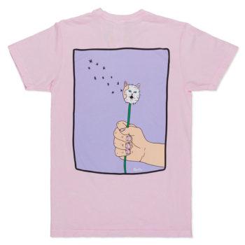 Rip'N'Dip Blow Me Pocket T-Shirt Pink