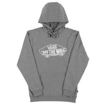 Vans OTW Logo Pullover Hoodie Grey