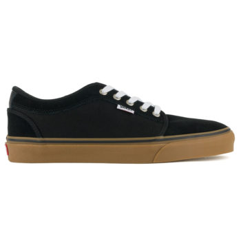Vans Chukka Low Shoe Black Gum