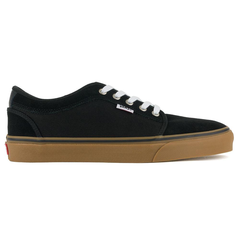 Home   Shop   Footwear   Skate Shoes   Low Tops   Vans Chukka Low Shoe  Black Gum e85ce61d5