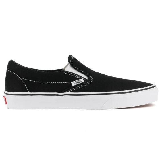 Vans Slip On Shoe White Black