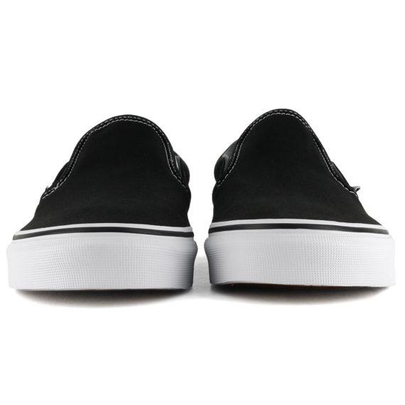 Vans Slip On Shoe White Black