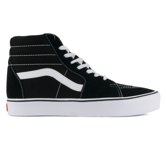 Vans Sk8-Hi Lite Shoes Black White