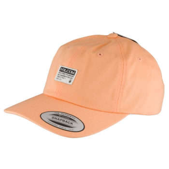 Volcom Clothing Case Dad Hat Orange
