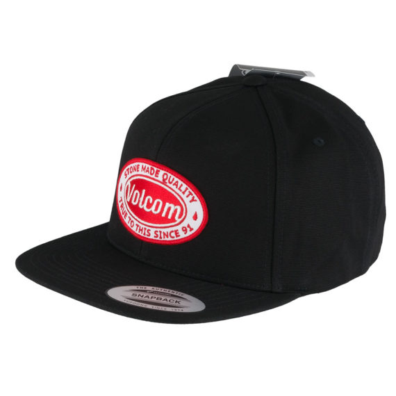 Volcom Clothing Cresticle Cap Black
