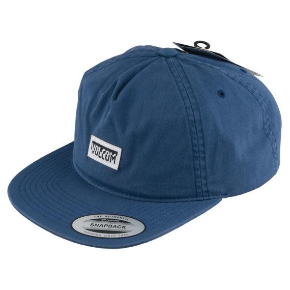 Volcom Clothing Fracture Cap Blue