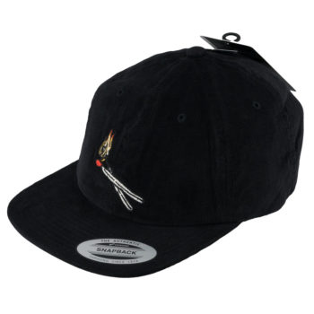 Volcom Clothing Majestic Cap Black