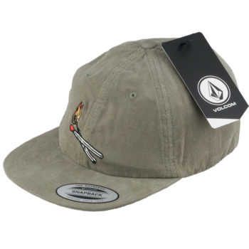 Volcom Clothing Majestic Cap Grey