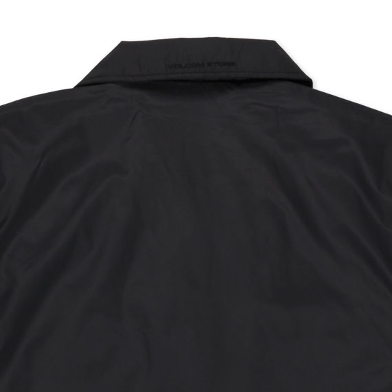 Volcom Brews Coach Jacket Black