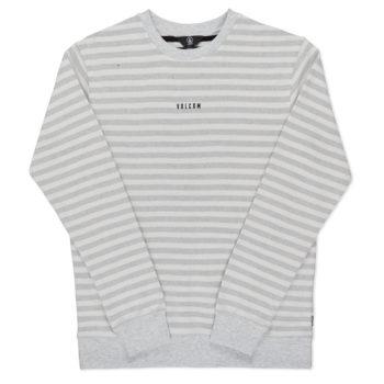 Volcom Wyle Crew Sweatshirt Cloud
