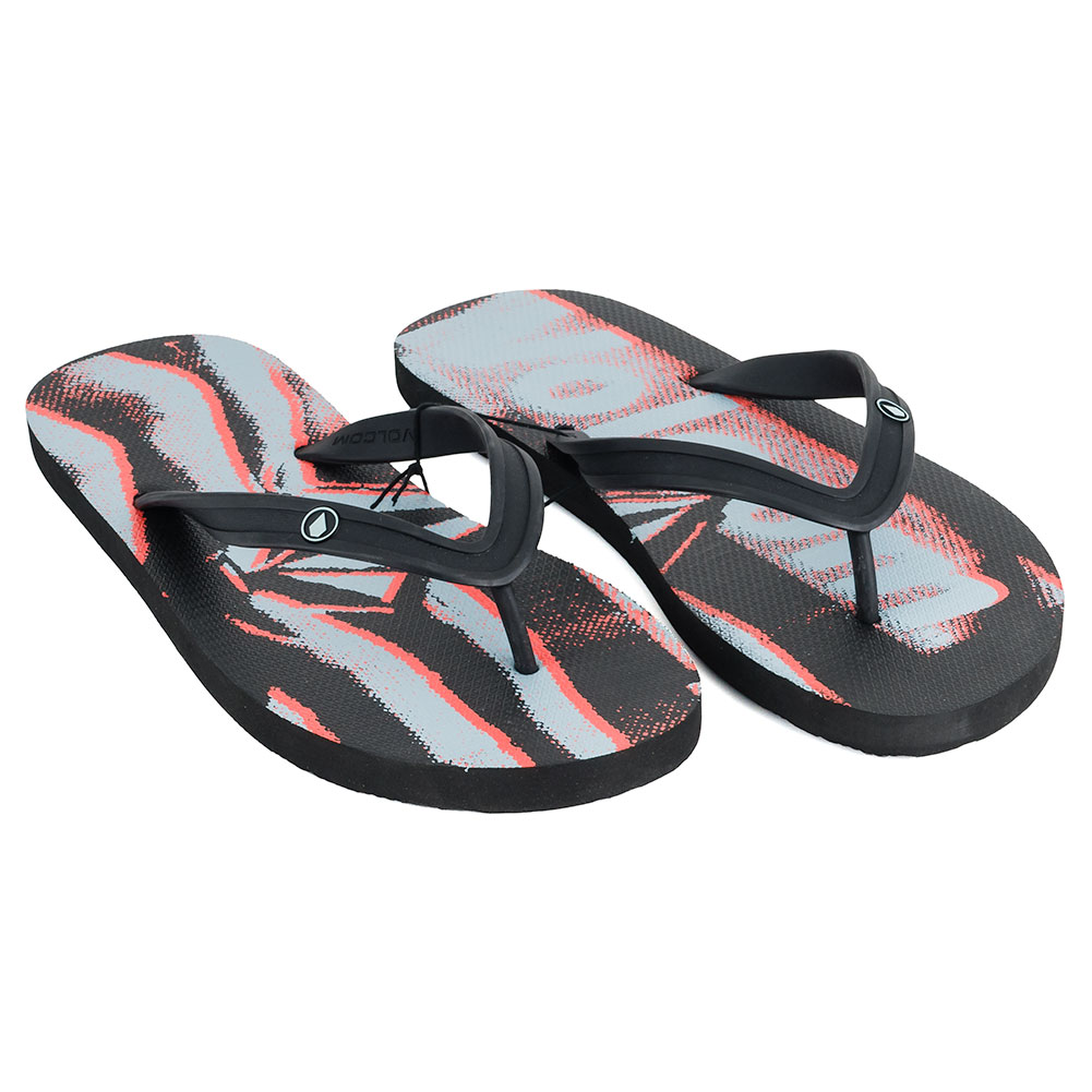 79394393d Home   Shop   Footwear   Flip Flops   Volcom Rocker 2 Flip Flops Electric