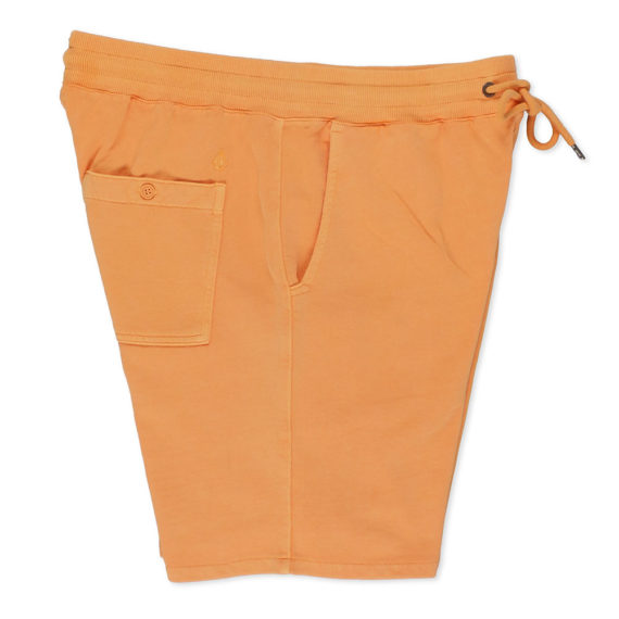 Volcom Case Fleece Shorts Summer Orange
