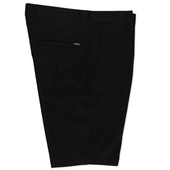 Volcom Frickin Modern Stretch Shorts Black