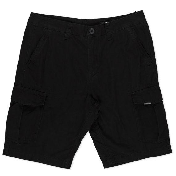 Volcom Miter II Cargo Shorts Black